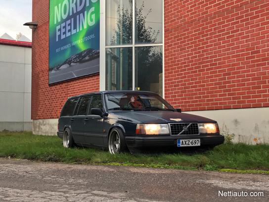 Farmari Volvo