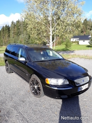 Volvo V70 chromium 2,4d SUOMIAUTO Station Wagon 2005 - Used