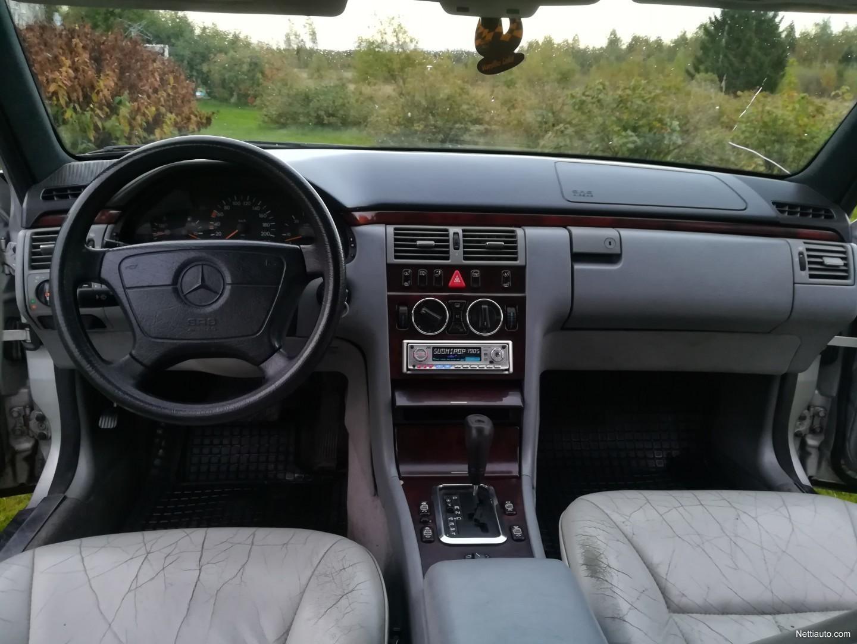 Mercedes-Benz E. 290 TD Avantgarde 4d