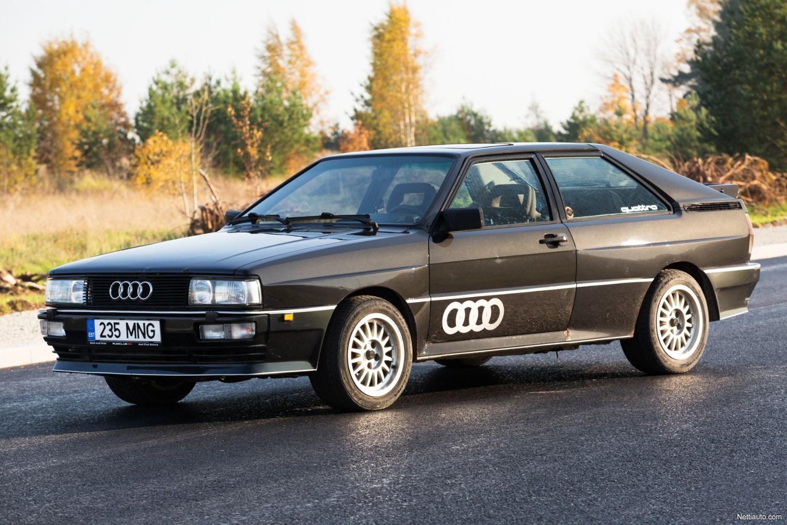 Audi Quattro 22e Turbo Coup 1984 Used Vehicle Nettiauto 2008 Mitsubishi Lancer Starter Location Add To Compare