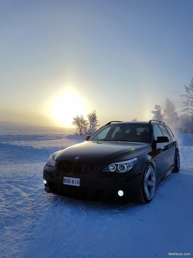 BMW 535 E61 M-Sport ** Todellinen yksilö ** FinTurbo