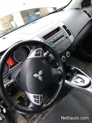 Mitsubishi Outlander 2 4 MIVEC Intense CVT