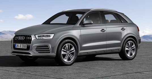 Audi Q3 Mitat