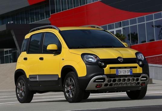 Fiat Panda 4x4 >> Fiat Panda Twinair 90hv 4x4 Cross Start Stop 2016 2018