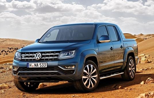 Volkswagen Amarok 2017 >> Volkswagen Amarok Dc Highline 3 0 Tdi 165kw 4motion 3080kg