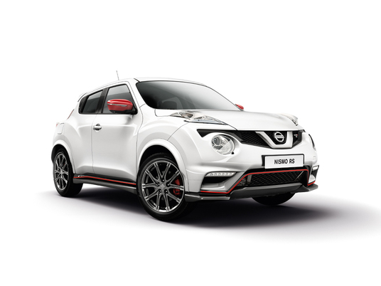 Nissan Juke 2017 >> Nissan Juke Dig T 214 Xtronic Nismo Rs 4wd Nr 2017 2018