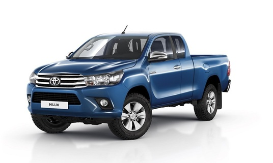 Toyota Hilux 2017 >> Toyota Hilux Extra Cab 2 4 D 4d 150 4wd Life 2017 2018