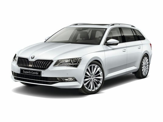 skoda superb combi 1,5 tsi act active businessline dsg autom. - 2019