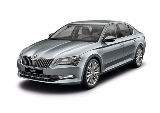 skoda superb 1,5 tsi act ambition businessline - 2019 - new vehicles