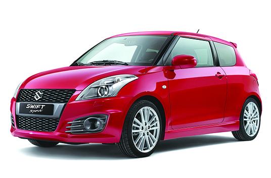 Suzuki Swift Sport >> Suzuki Swift Sport 1 6 2012 2013 Autoarkisto Nettiauto