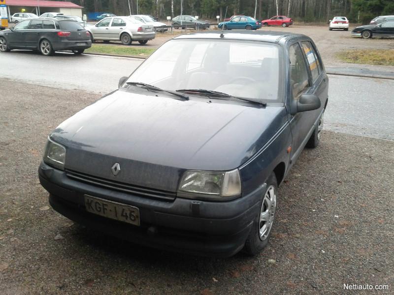 Renault Clio Kokemuksia