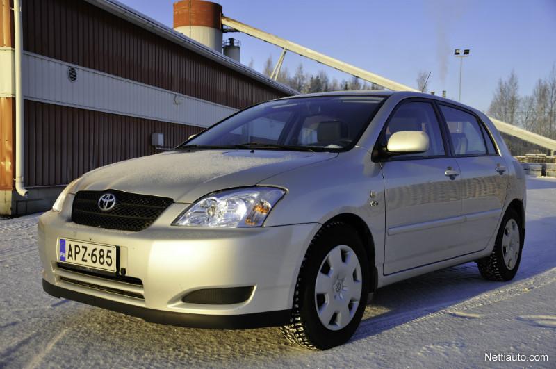 Toyota Avaimen Napit