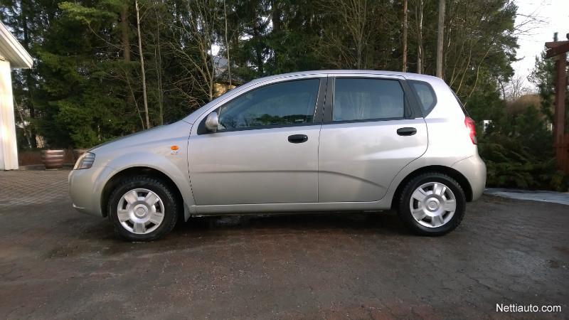 Car Reviews For Chevrolet Kalos Arvostelut Kokemuksia Nettiauto