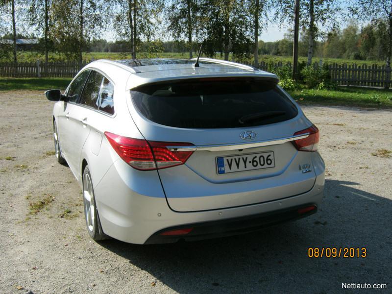 Hyundai I40 Kokemuksia