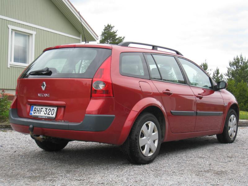 Renault Megane Kokemuksia