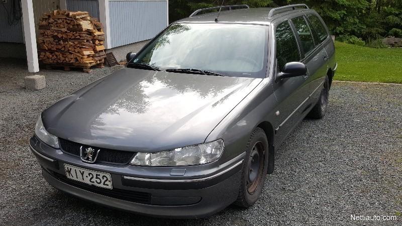 Peugeot 406 Kokemuksia