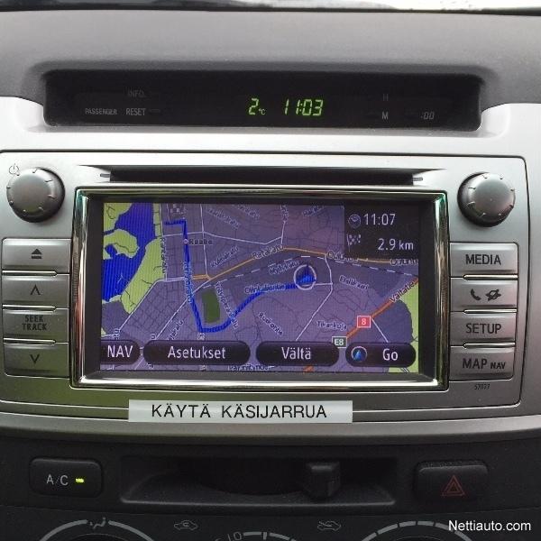 Toyota Hilux Kokemuksia