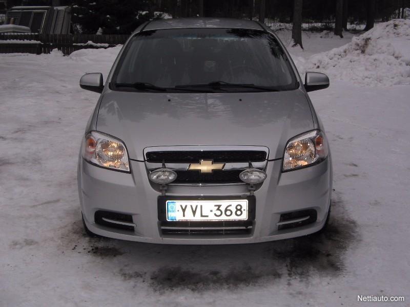 Chevrolet Aveo Kokemuksia Lue Kyttjien Autoarvostelut Nettiauto