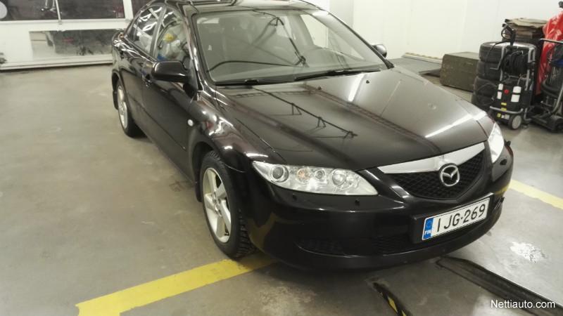 Mazda 6 Ruoste