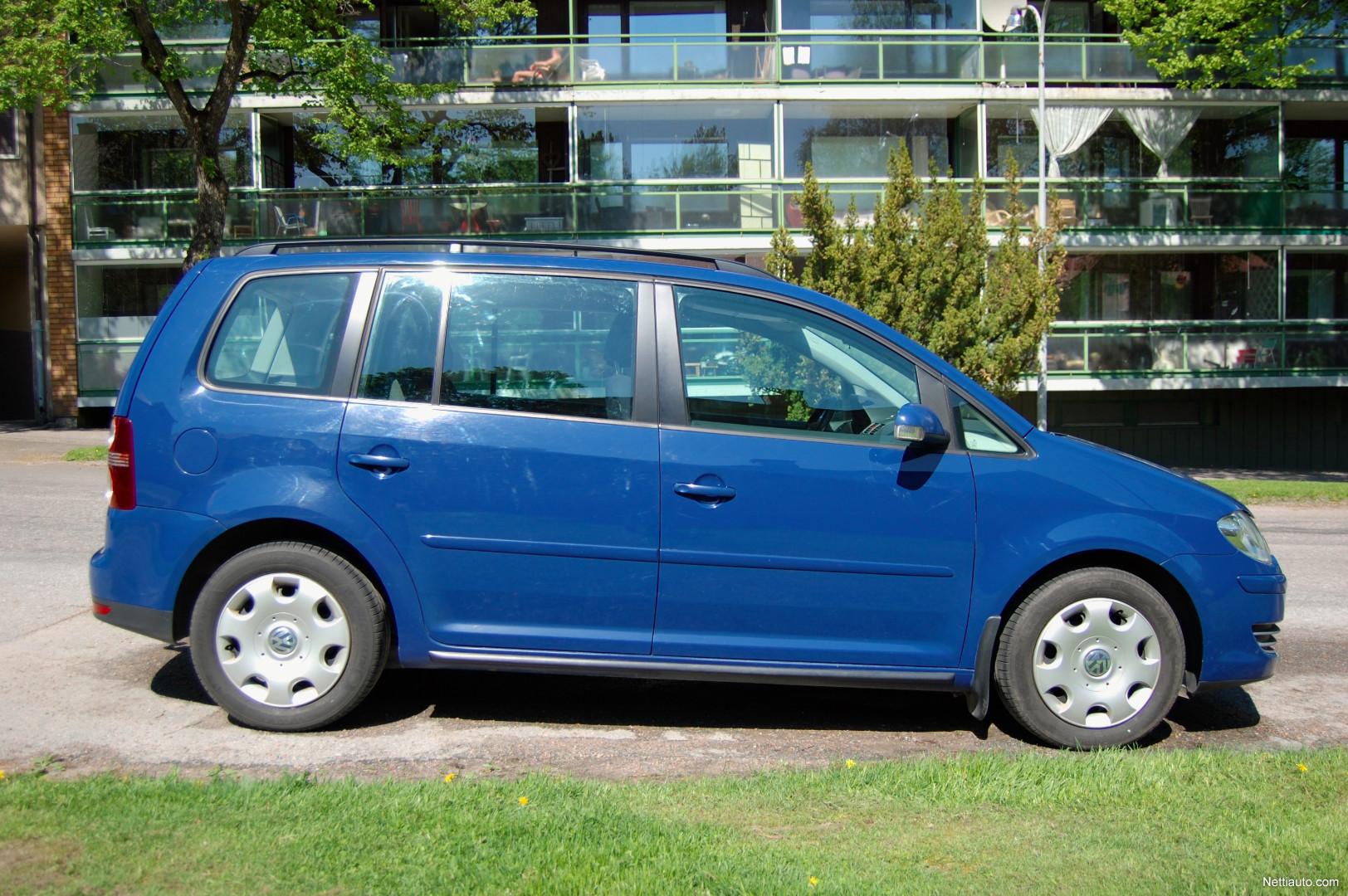 Volkswagen Touran Kokemuksia
