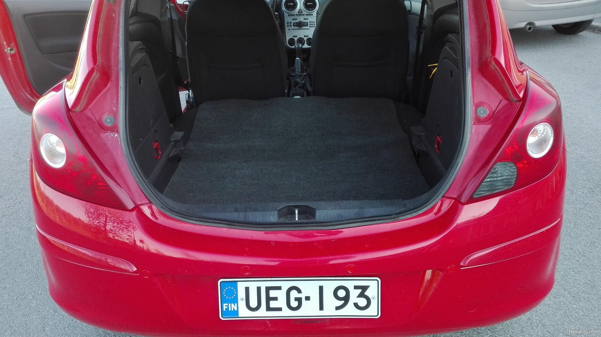 Opel Corsa Kokemuksia