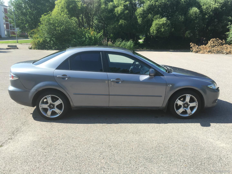 Mazda 6 Ruosteongelmat