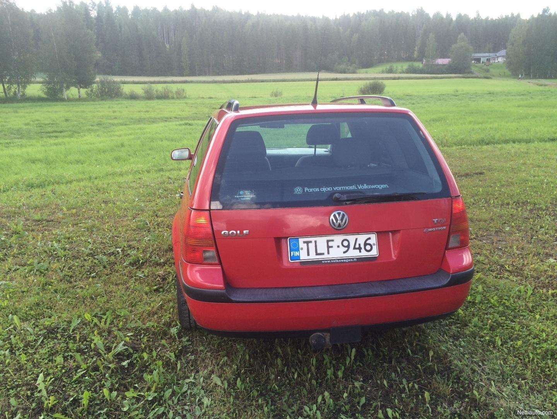 Volkswagen Golf Kokemuksia