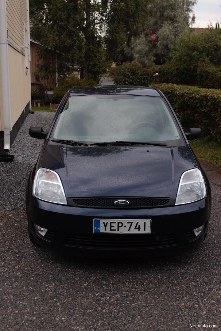 Ford Fiesta Kokemuksia