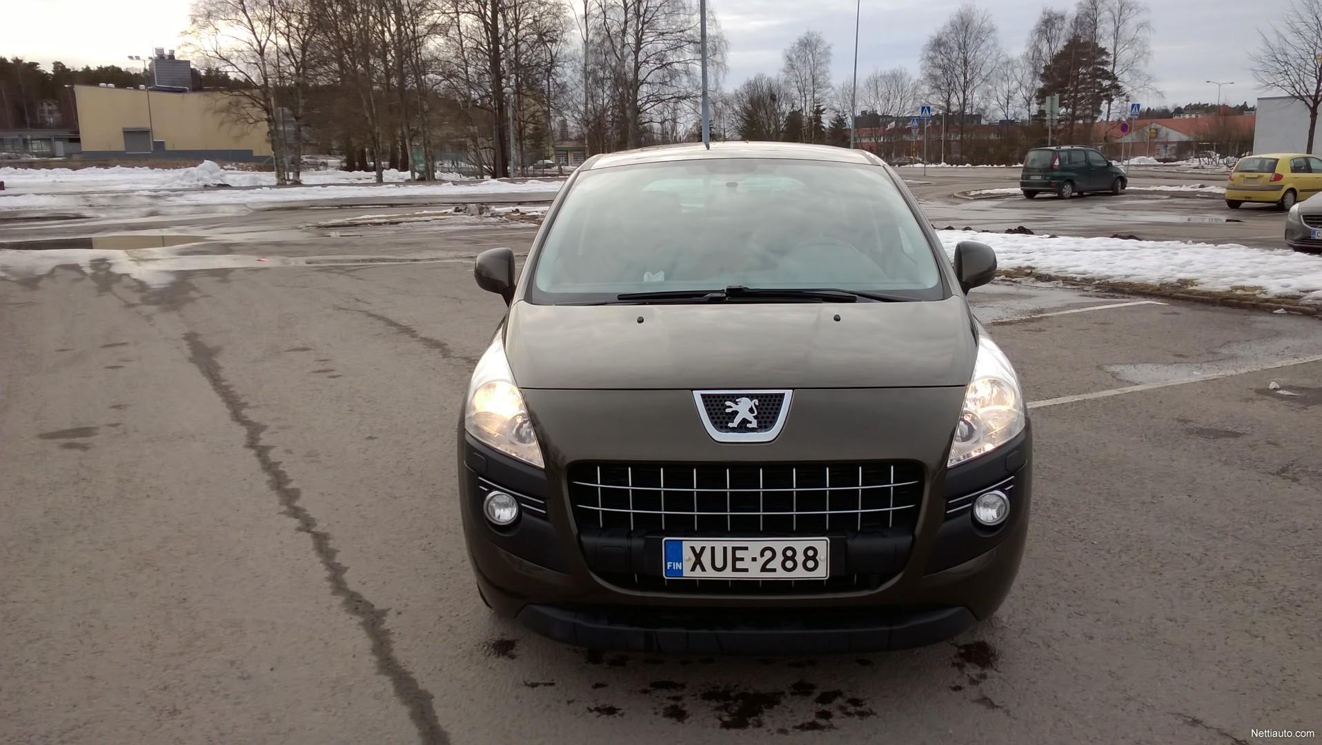 Peugeot 3008 Kokemuksia
