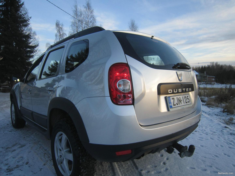 Dacia Duster Kokemuksia