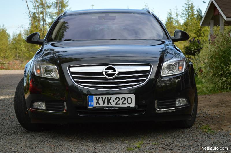 Opel Insignia Kokemuksia