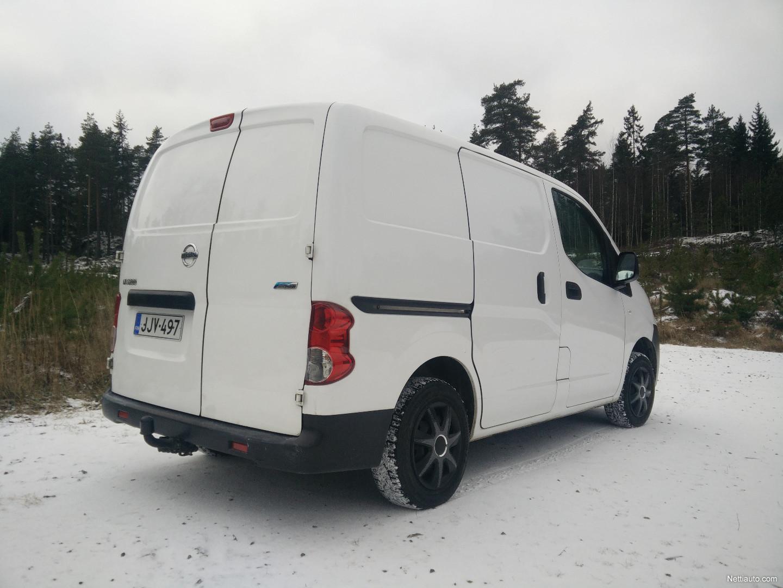 Nissan Nv200 Kokemuksia