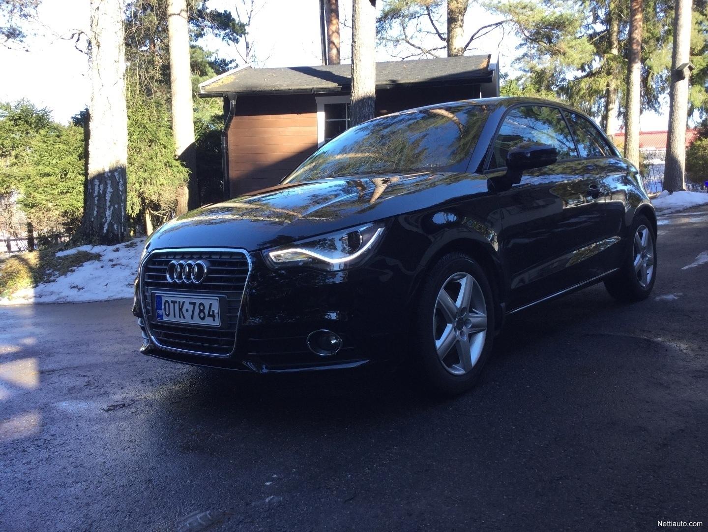 Audi A1 Kokemuksia