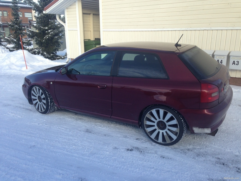 Audi A3 Kokemuksia