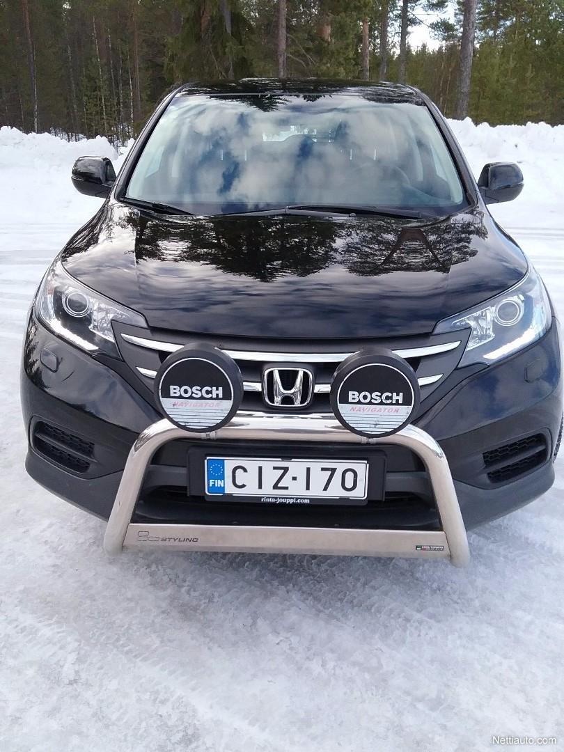 Honda Cr V Automaatti Kokemuksia