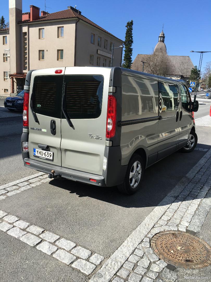 Renault Trafic Kokemuksia