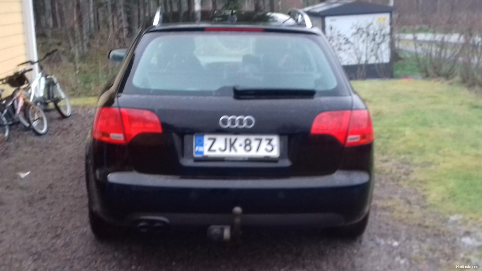 Audi A4 Kokemuksia