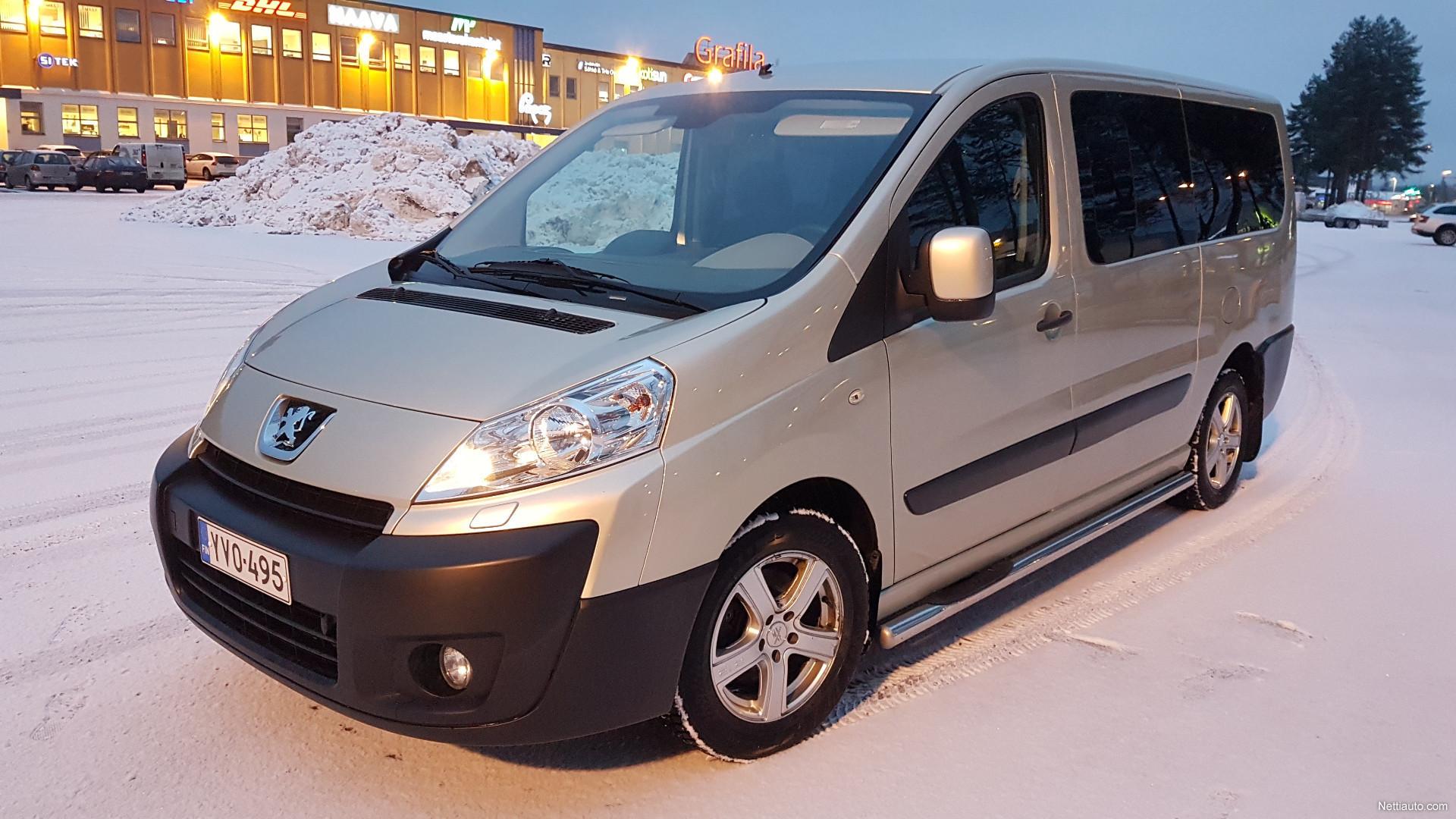 Peugeot Expert Kokemuksia