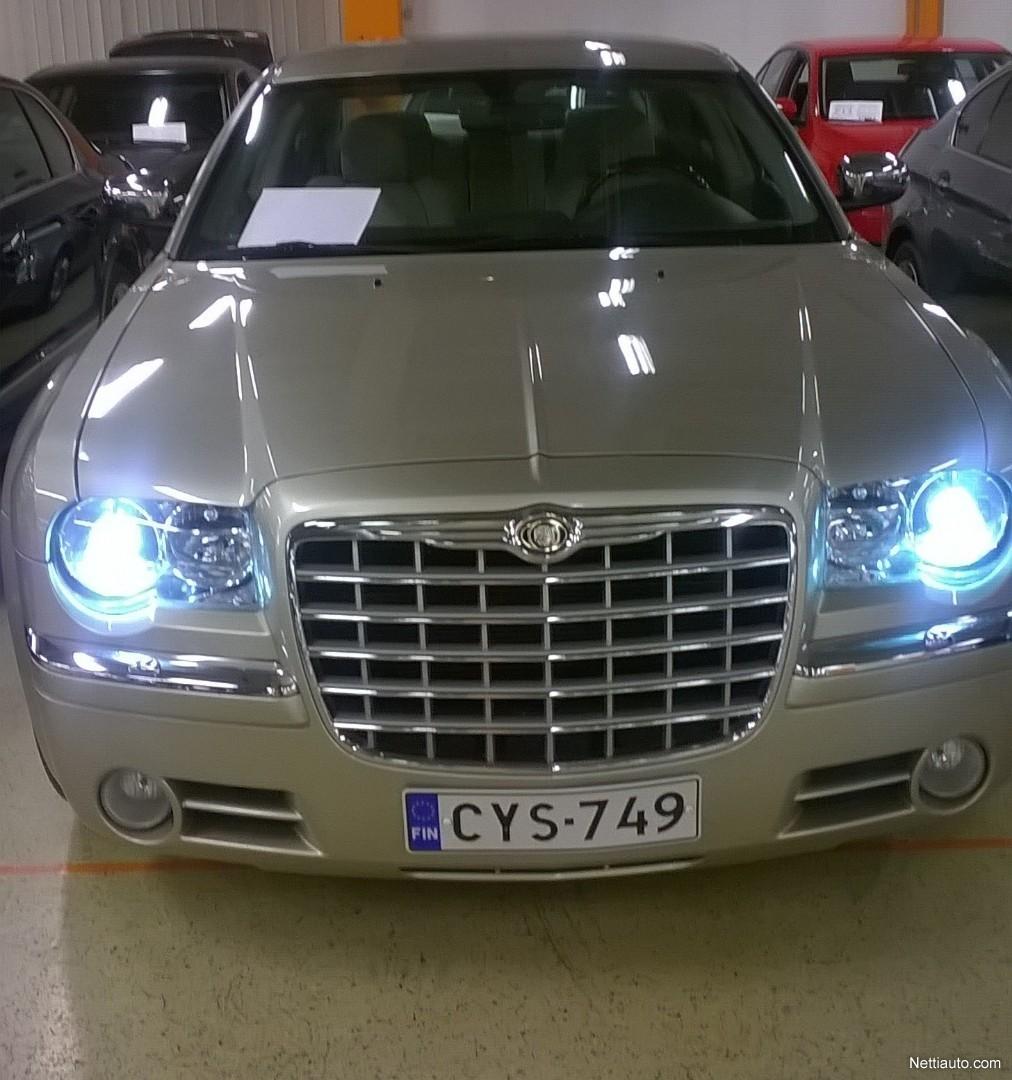 Chrysler 300c Kokemuksia