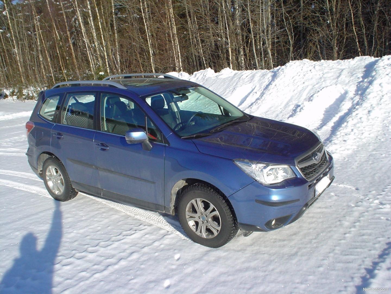 Subaru Forester Kokemuksia