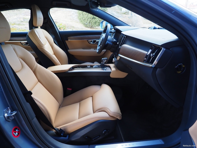Volvo S90 Kokemuksia