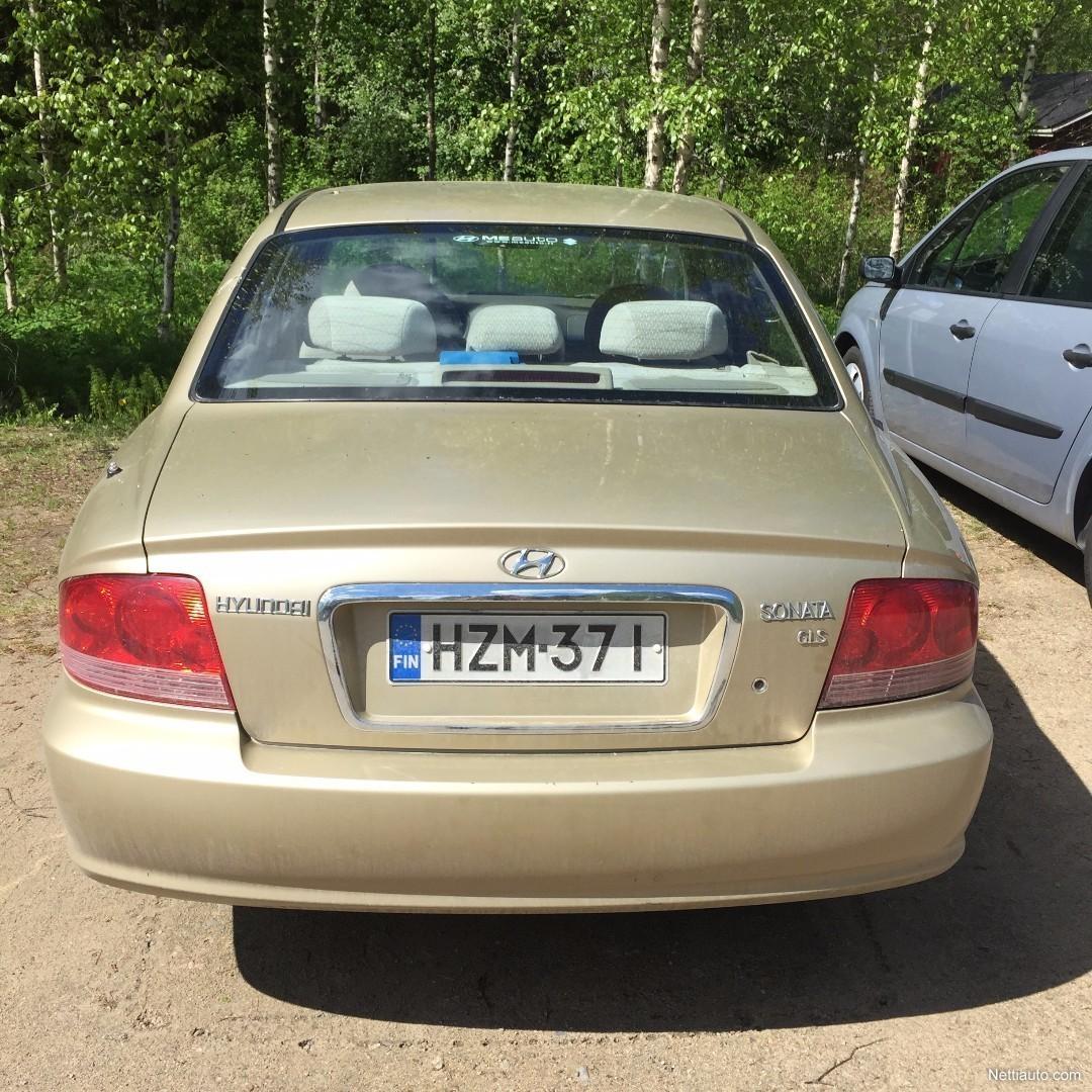 Hyundai Sonata Kokemuksia