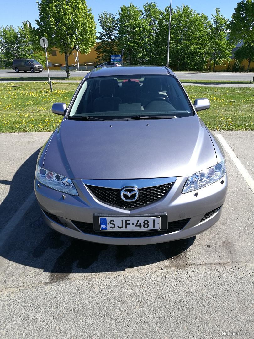 Mazda 6 Skyactiv Kokemuksia