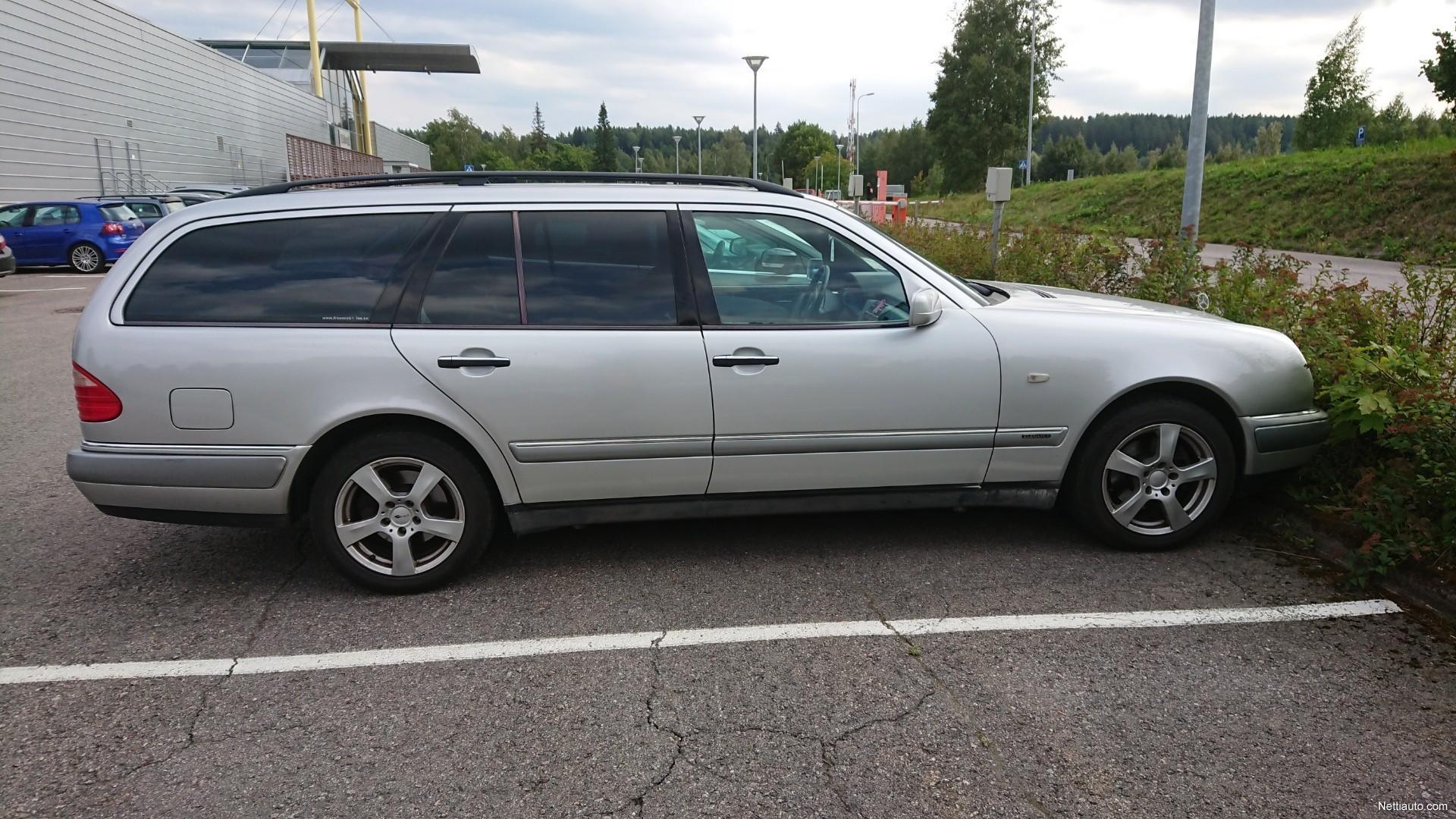 Mercedes Benz Arvostelut & kokemuksia Nettiauto