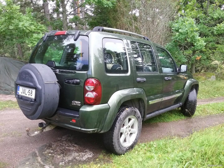 Jeep Cherokee Kokemuksia