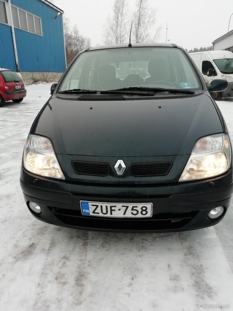 Renault Scenic Kokemuksia