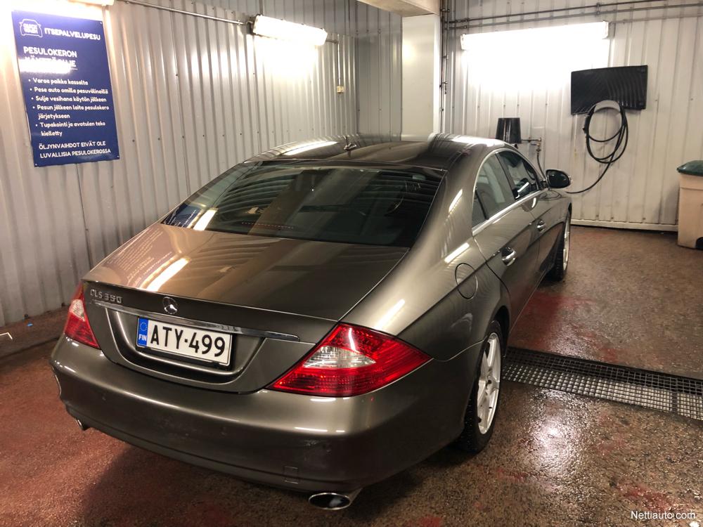 Mercedes Benz Cls Kokemuksia