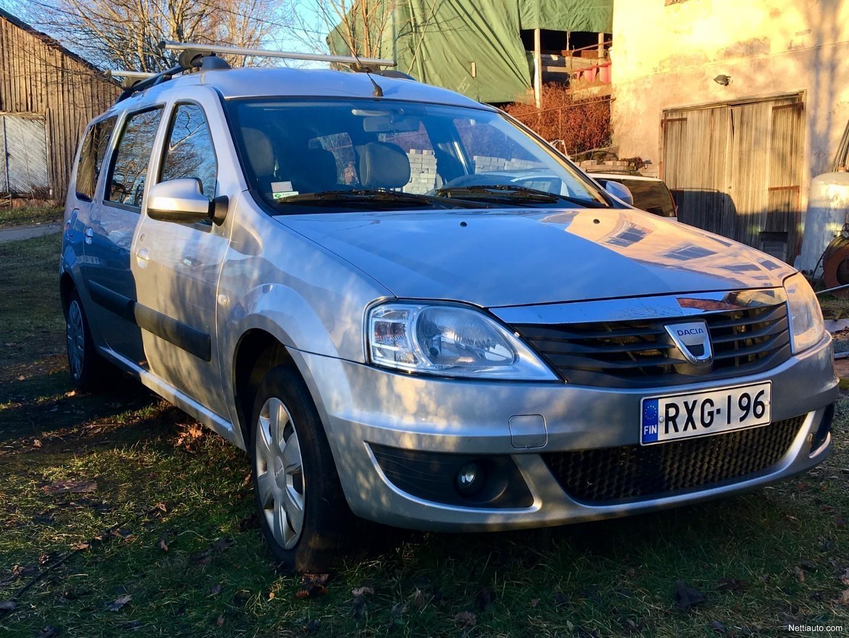 Dacia Logan Mcv Kokemuksia