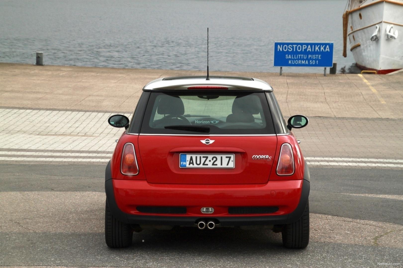 Mini Cooper Car >> Mini Cooper S