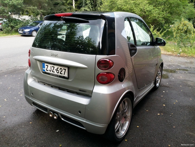 Mercedes Smart Car >> Smart Fortwo